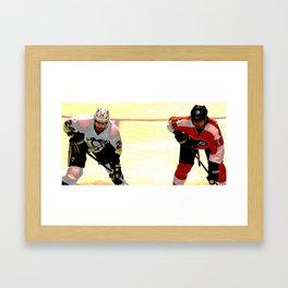Pests Framed Art Print