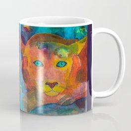 Mountain Lion Coffee Mug