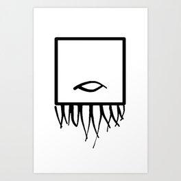 D.O.F.F Art Print