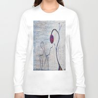 soul Long Sleeve T-shirts featuring soul by Loosso