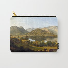 John Glover Ullswater, Early Morning Carry-All Pouch