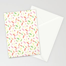 sweet things: liquorice comfit Stationery Cards