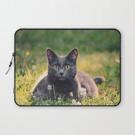 Summer cat #2 Laptop Sleeve