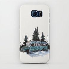 into the wild  Slim Case Galaxy S7