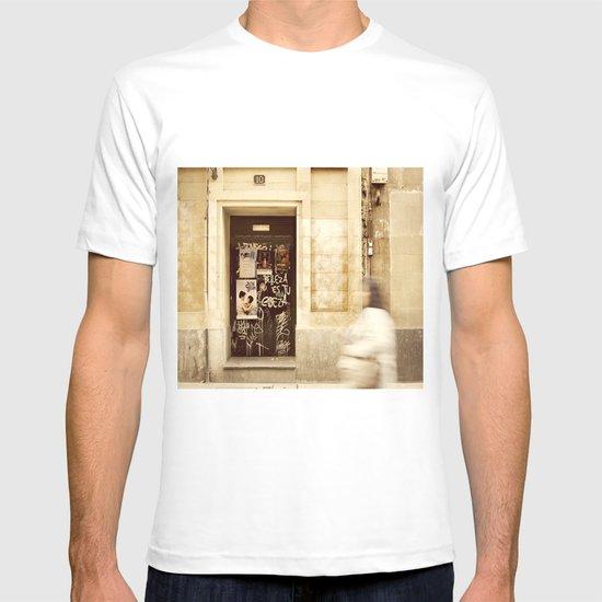 belleza es mi cabeza T-shirt