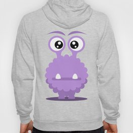 Dino the monster Hoody