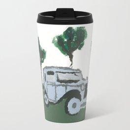 The old car Travel Mug