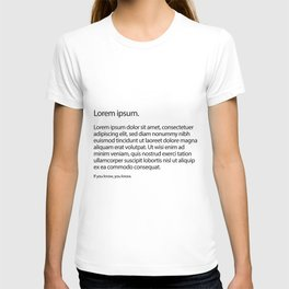 Graphic Designers - A must see for you... If you know.You know. T-shirt