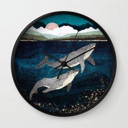 Bond VI Wall Clock