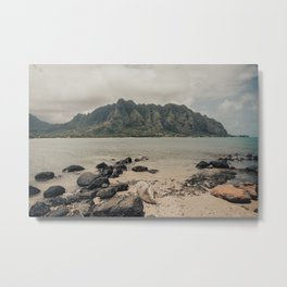 Island Hopper Metal Print