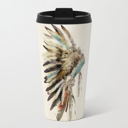 headdress Travel Mug