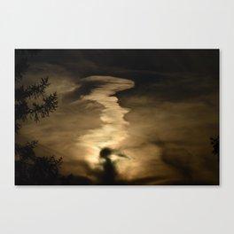 Cloudworld Canvas Print