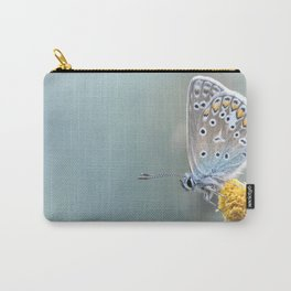 Composition in Yellow and Blue....  Carry-All Pouch