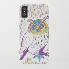 The second owl Slim Case iPhone X