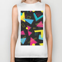 Fashion Patterns Chesney's No1 Faan Biker Tank