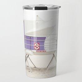 Purple Tower 3 Travel Mug