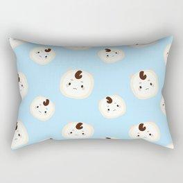 Goblin Pattern Rectangular Pillow