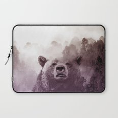 the bear Laptop Sleeve