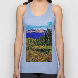 Nature's Dome Unisex Tank Top