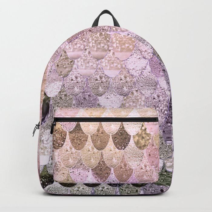 SUMMER MERMAID MOONSHINE GOLD Backpack