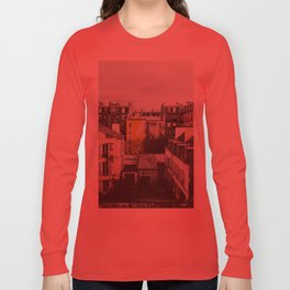 Paris I (Tags) Long Sleeve T-shirt