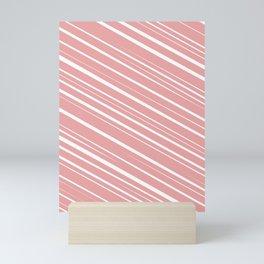 panna e fragola Mini Art Print