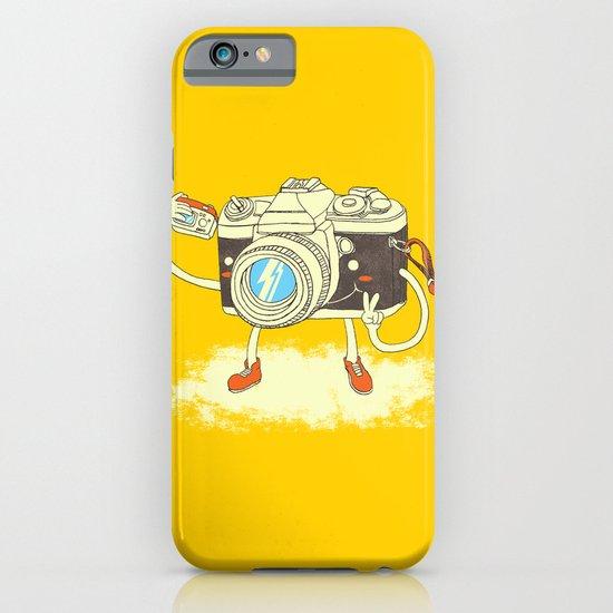 Self capture iPhone & iPod Case