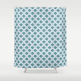 Royal Clover - Ocean Shower Curtain