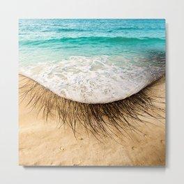 Eye sea you Metal Print