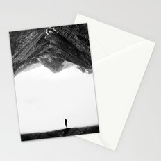 Lost in isolation Stationery Cards