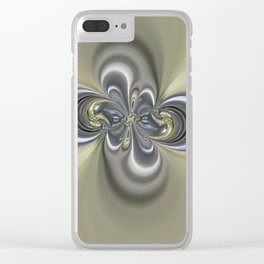 2 rings Clear iPhone Case