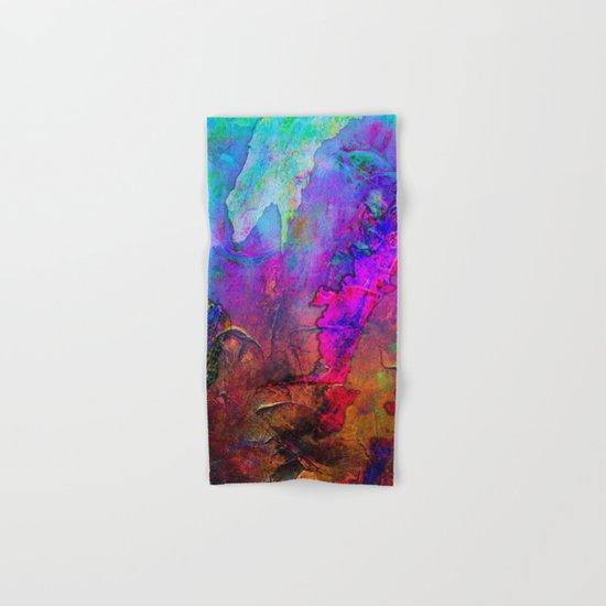 Abstract Texture 02 Hand & Bath Towel