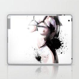 Shibari - Japanese BDSM Art Painting #3 Laptop & iPad Skin