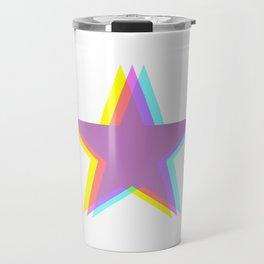 Polarized Star Travel Mug