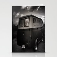 ford Stationery Cards featuring old ford by Joedunnz
