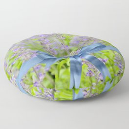 Floral Gift 3 Floor Pillow