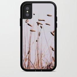 Reeds Plants iPhone Case