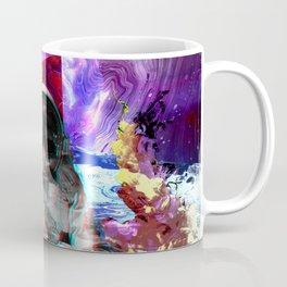 Retro Space Man Two Coffee Mug