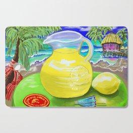 Lemon Paradise Cutting Board