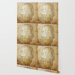 facet skull Wallpaper