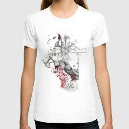 Colirrojo de las 4 de la mañana T-shirt