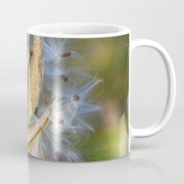 Milkweed Pods Coffee Mug