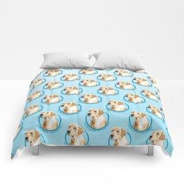 Labrador Retriever Print Comforters