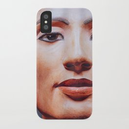 The Face of Nefertiti iPhone Case