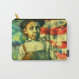 Face of Greatness Carry-All Pouch