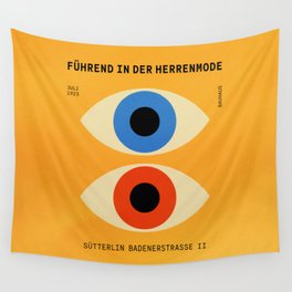 Eyes | Bauhaus III Wall Tapestry