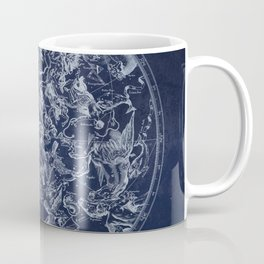 Vintage Constellations & Astrological Signs | White Coffee Mug