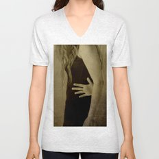 Reaching Unisex V-Neck