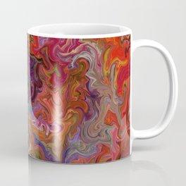 Psychedelic soup Coffee Mug