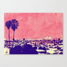 LA 001 Canvas Print